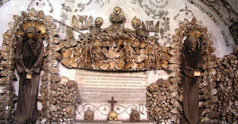 Церковь Санта-Мария-делла-Кончеционе