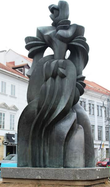 Барбара Радзивилл в Вильнюсе