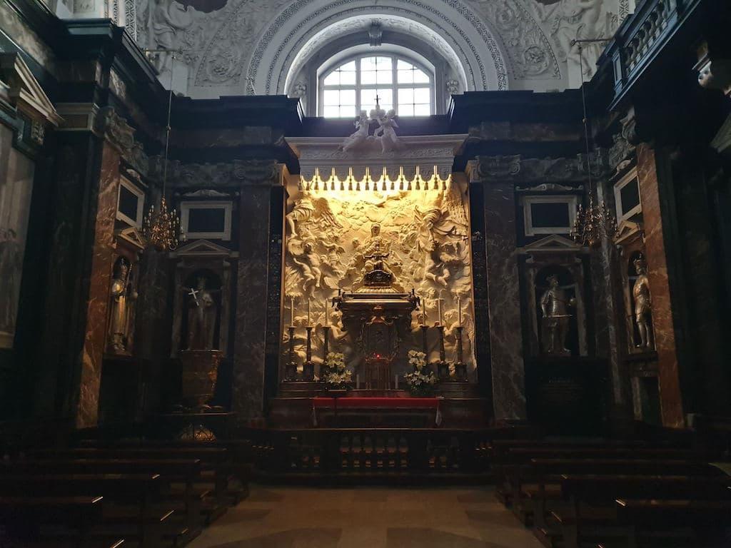 Часовня Святого Казимира