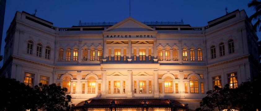 Raffles Hotel Сингапур